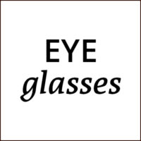 Eyeglasses or optical frames, some call it spectacles. They are to be used with prescriptions from your optician